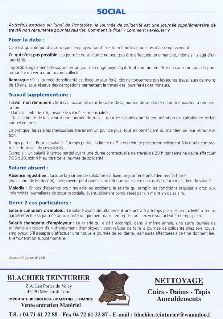 Journal d'informations CET - Page 2